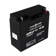 Аккумулятор кислотный LogicPower LPM 12-18 AH