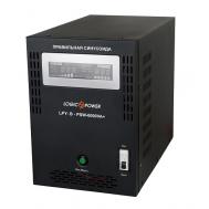 Ибп с правильной синусоидой LogicPower LPY-B-PSW-6000VA