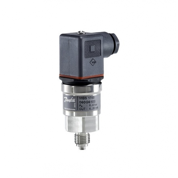 Датчик давления воды Danfoss MBS 1700 060G6101