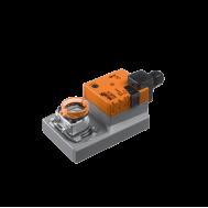Привод для дисковых затворов Belimo SM230A-TP + адаптер SM