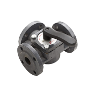 Поворотный 3-х ходовой клапан Danfoss HFE3 DN80