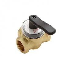 Трехходовой клапан Danfoss HRB3 DN 40, Rp 1½