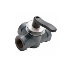 Трехходовой клапан Danfoss HRE3 DN 40, Rp 1½