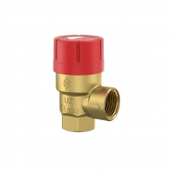 Предохранительный клапан Flamco Prescor 1/2 3 bar для отопления