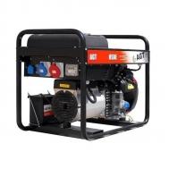 Генератор бензиновый AGT 16503 HSBE R16