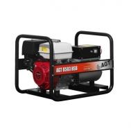 Трьохфазный бензиновый генератор AGT 8503 HSB