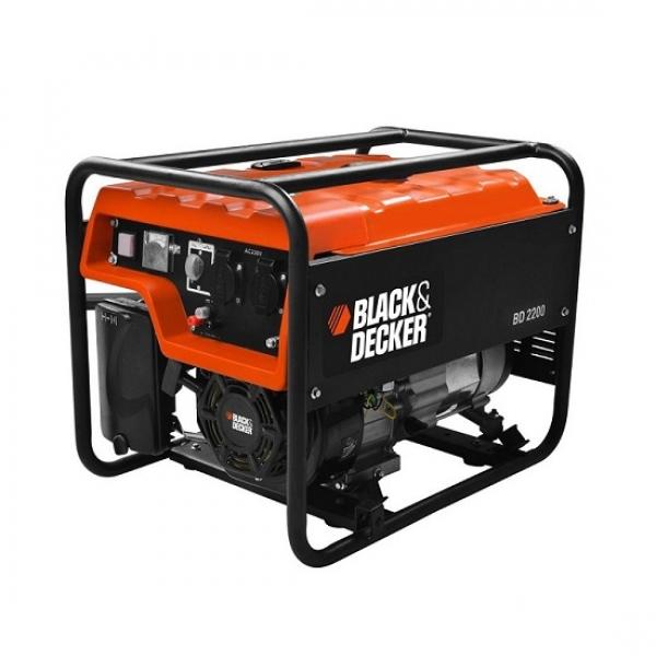 Бензиновый генератор Black&Decker BD 2200