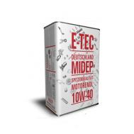 Моторное масло E-TEC ASM 10W-40 4л