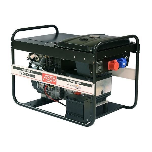 Генератор бензиновый Fogo FV 20000 RTE