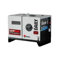 Генератор газовый Genmac Daily GAS RG4700RS
