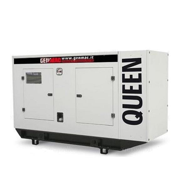 Дизельный генератор Genmac QUEEN G100PS