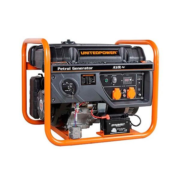 Генератор United Power REZERV-P GG3400 E
