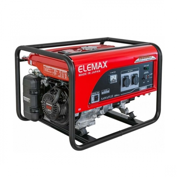 Бензиновый генератор ELEMAX SH 7600 EX
