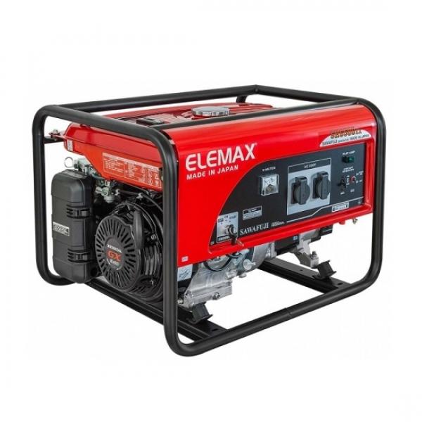 Японский генератор ELEMAX SH 6500 EX-S