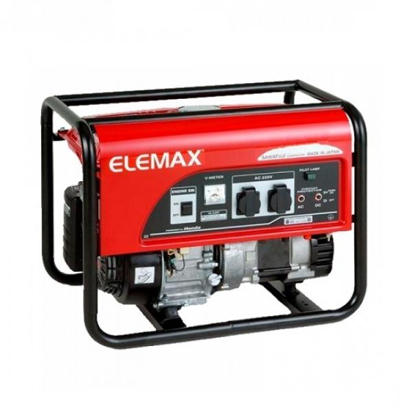Газовый генератор Elemax SHG 5000 EX