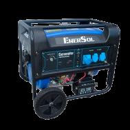 Трёхфазный бензиновый генератор EnerSol SG 8E-3В