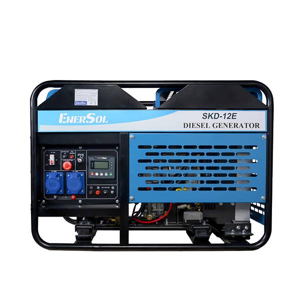 Дизельный генератор Enersol SKD 12 EB