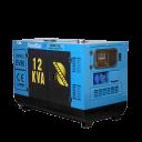 Дизельный генератор Enersol SKDS-12EАВ