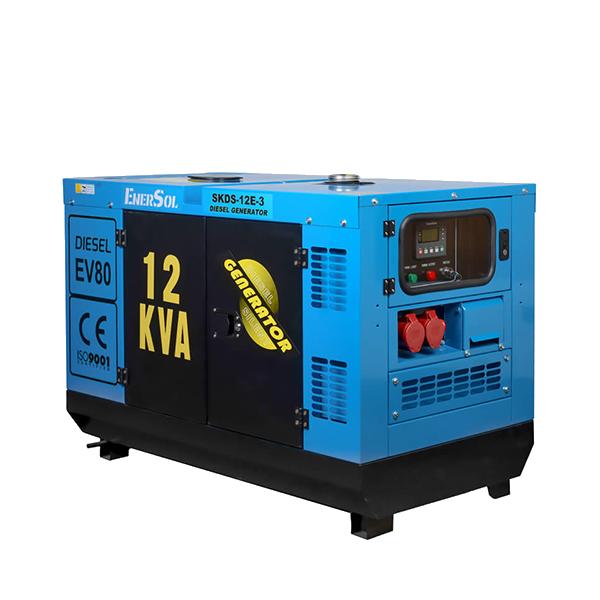 Дизельный генератор Enersol SKDS-12EАВ-3