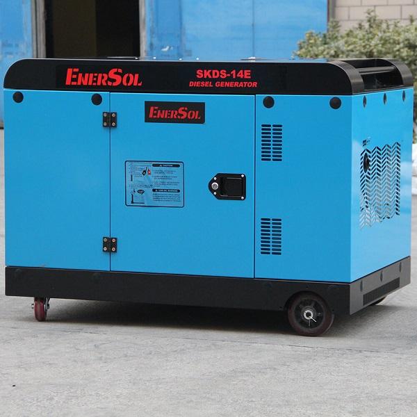 Дизельный генератор Enersol SKDS 14EB