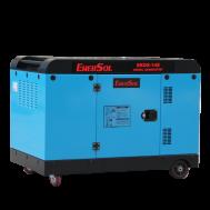 Трехфазный дизельный генератор Enersol SKDS 14E-3B