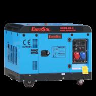 Трехфазный дизельный генератор Enersol SKDS 8E-3B