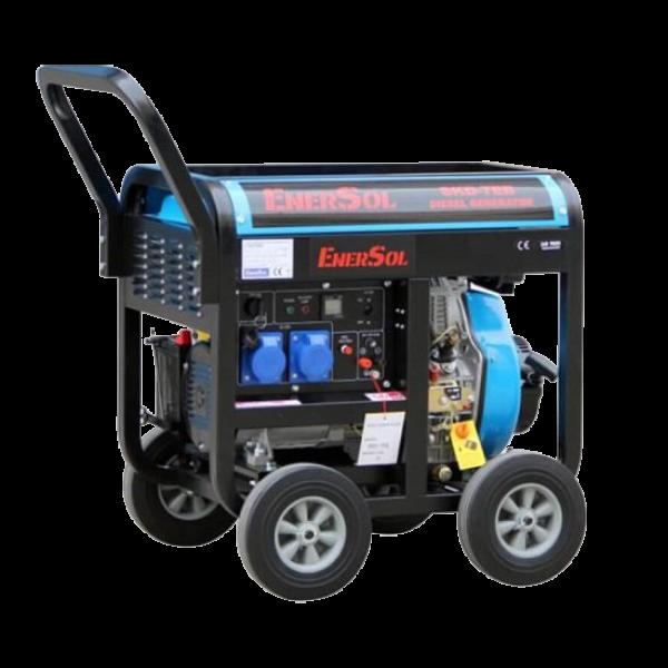 Дизельный генератор Enersol SKD-7 EB