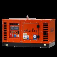 Дизельный генератор Europower New Boy EPS 83TDE
