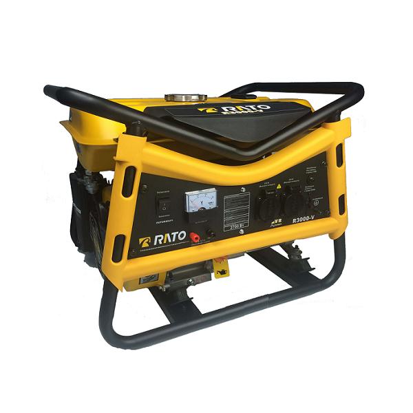 Бензиновый генератор Rato R3000-V