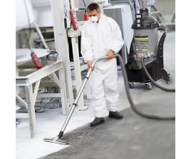 Промышленные пылесосы - группы и отрасли