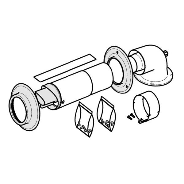 Дымоход телескопический Protherm Конденс