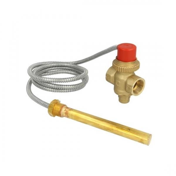 Защитный термостат-вентиль Bosch TS131