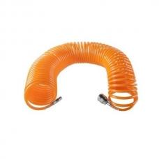 Гибкий спиральный шланг Abac 5м 6х8 мм