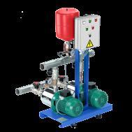 Установка повышения давления Etech Hydro-Set 2 MHI 804