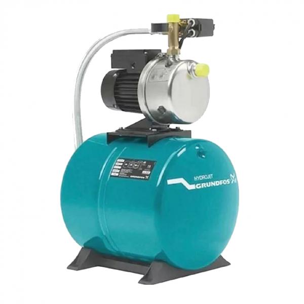 Насосная установка Grundfos JPB 6 Бак 60 литров