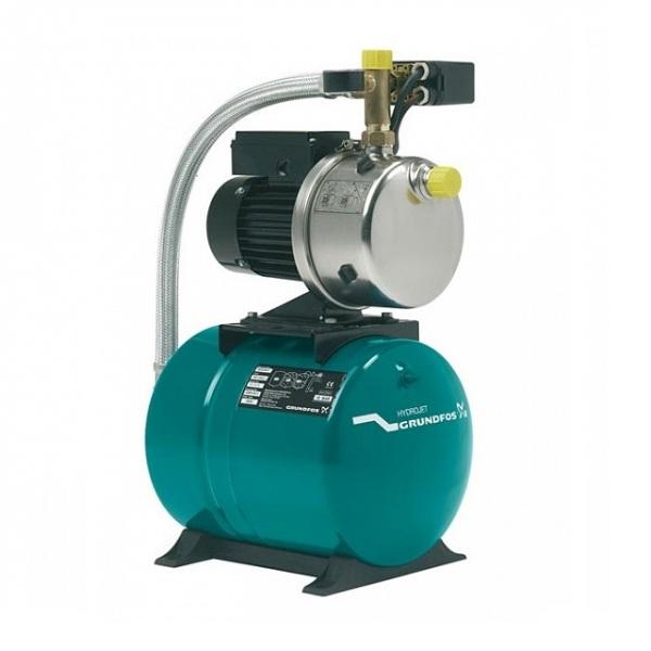 Насосная установка Grundfos JPB 6 Бак 24 литров