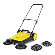 Ручная подметальная машина Karcher S4 Twin 2in1
