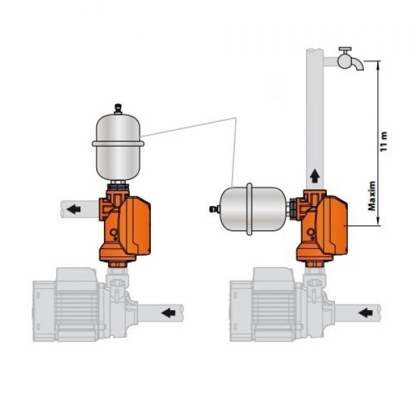 Гидроаккумулятор Pedrollo ES 05