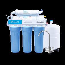 Обратный осмос Ecosoft Absolute 6-50M с минерализатором