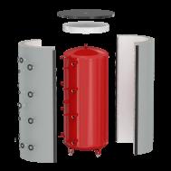 Изоляция серебряная для баков Flamco 500 PS, PS-R, FWS, KPS