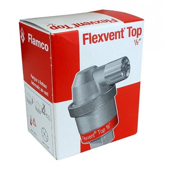 """Воздухоотводчик Flamco Flexvent Top 1/2"""""""