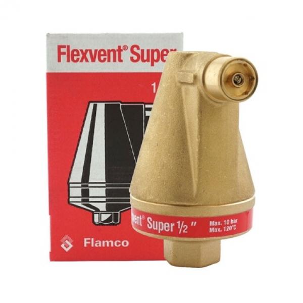 """Воздухоотводчик Flamco Flexvent Super 1/2"""""""